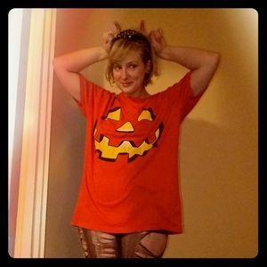 Halloweenie Oversized T